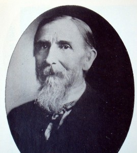 Bradley, Milton, as an older man