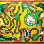 Life, The Game of; board; 1960, Milton Bradley