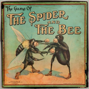 Spider and the Bee, 1912, Chicago Game Co.; David Galt collection.jpg