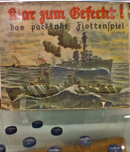 Klar zum Gefecht, Das Pactende Flottenspiel - Ready for Action, The Thrilling Fleet Game, WWII era, Germany